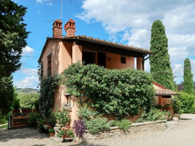 Photo for Vacation home Casa Cadellura (ARZ130) in Arezzo - 5 persons, 2 bedrooms