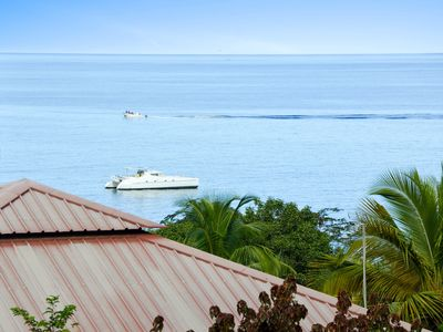 Photo for Beautiful bungalow with sea view