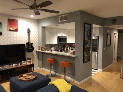 Photo for Spa-like remodeled condo close to downtown