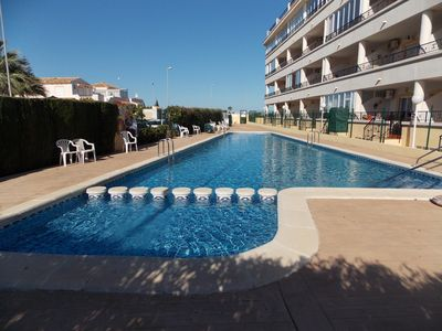 Photo for 2 bedroom Apartment Ideally located in Playa Flamenca