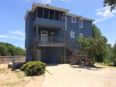Ocean views, perfect family vacation spot! 5/3.5 Lots of privacy, large rooms