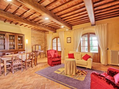 Photo for 3 bedroom Villa, sleeps 5 in Rinecchi with Pool and WiFi