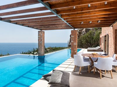 Photo for Villa Neptune - Top 20 Villas with big pools in the Mediterranean by THE TIMES
