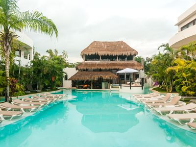 Photo for Penthouse - Private Jacuzzi & Pool in tulum