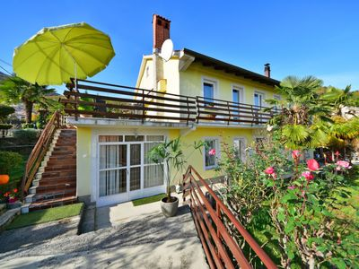 Photo for Apartment Karlo in Opatija/Rukavac - 4 persons, 2 bedrooms