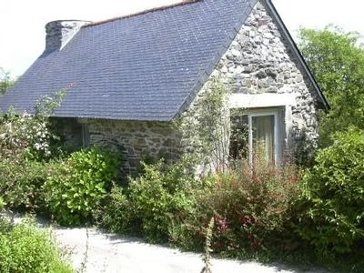 Photo for Restored cottage in an old farmhouse, 3 people, well equipped