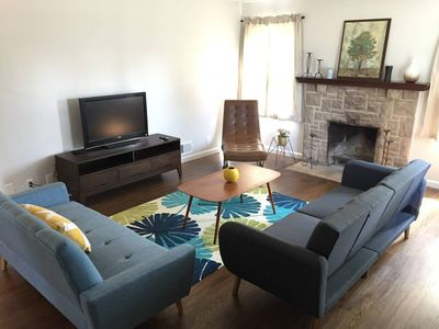 Photo for Mid Century Modern Inspired Home in Olde Town Main Street