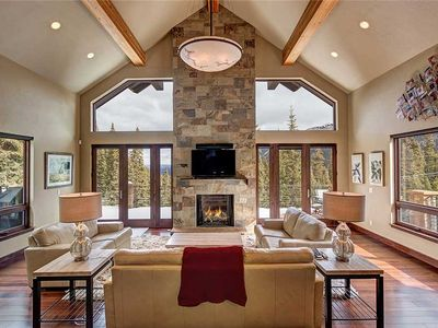 Photo for Stunning new luxury home - mountain views, private hot tub!