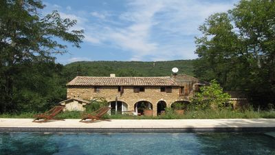 Photo for COTTAGE IN PROVENCAL WITH POOL