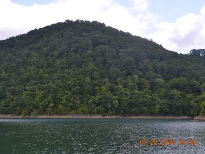 Photo for Mountain Home on 200 Acre Peninsula Lake Norris
