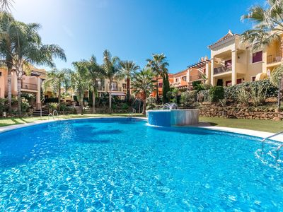 Photo for Beautiful townhouse in Marbella Golden Mile