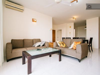 Photo for 3BR Apartment Vacation Rental in Batu Feringgi, Penang