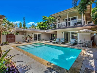 Photo for Lovely 4-Bedroom Home with Private Pool on Kauai's Lush North Shore