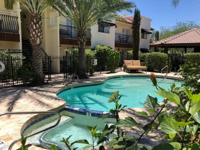Photo for Trullies 210 · 2BDRM/2BTH LUXURY NEAR OLD TOWN*GATED* PETS OK* HEATED SALT WATER POOL/HOT TUB