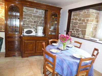 Photo for Holiday house Bubry for 1 - 4 persons with 2 bedrooms - Holiday home