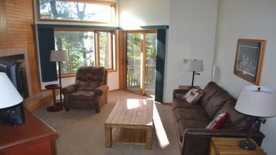 Photo for Spacious Condo on Lake Minocqua - Less Than a Mile From Downtown!