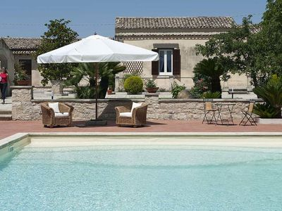 Photo for Baglio with Private Pool, Free WiFi, Garden, 7 People, Sicily