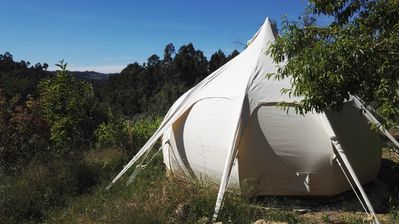 Photo for Beautiful Bell Tent across the land #2