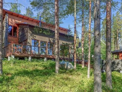 Photo for Vacation home Pielisenpeili in Lieksa - 8 persons, 4 bedrooms