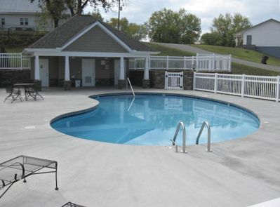 Cottage Community Pool