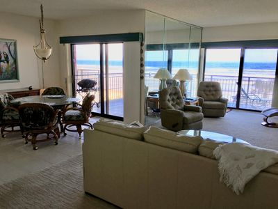 Photo for 3B- SeaFire- 2 Bed/ 2 Bath Ocean Front