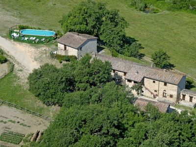 Photo for 2BR Apartment Vacation Rental in Casole D'elsa, Tuscany