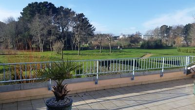 Photo for Apartment T3 - Close to the beach - Residence Les Terrasses de Kerjouanno