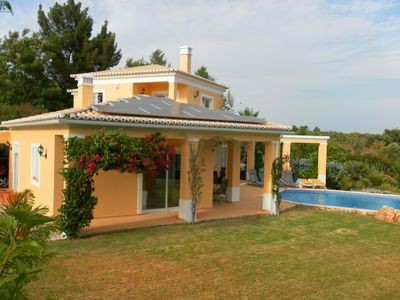 Photo for Luxury 3 bedroom  Pool villa in quiet country-side surroundings