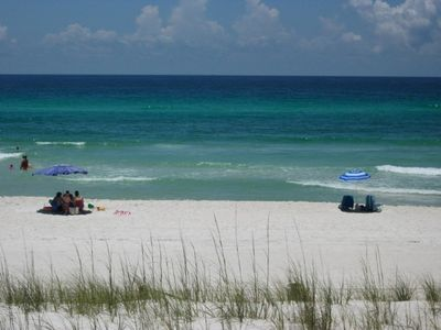 Photo for Dolphin Run - 2 Bedroom Updated Gulf Front Town Home