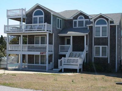 Photo for #408: OCEANSIDE Home in Corolla w/PrivatePool, HotTub & RecRm