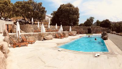 Photo for Balagne Duplex of 140m2 standing Heated pool