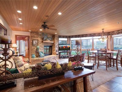 Photo for CX115 by Mountain Resorts: Remodeled interiors - EASY ACCESS TO SUMMER EVENTS
