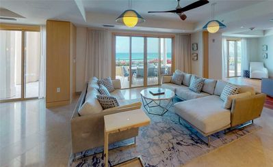 Large Oceanfront Condo Located at The Ritz-Carlton, Grand Cayman