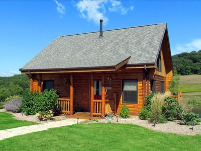 Photo for The Lorelei Cabins  'Not Just a Place, But an Experience!' The Edelweiss