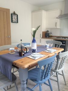 Photo for Tŷ Haf, family friendly accommodation, with parking, in the centre of St Davids