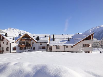 Photo for Apartment Chesa Fuoll `Alva C8 in St. Moritz - 6 persons, 3 bedrooms