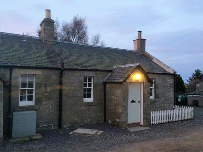Photo for Beautifully restored farm cottage located on stunning deer farm near Edinburgh