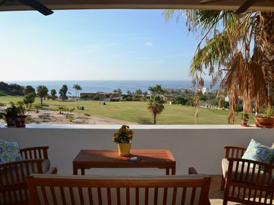 Photo for Spectacular Ocean and Golf Course View 2 Bedroom Condo Residence
