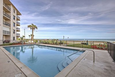 A rejuvenating beach retreat awaits you at this vacation rental condo!