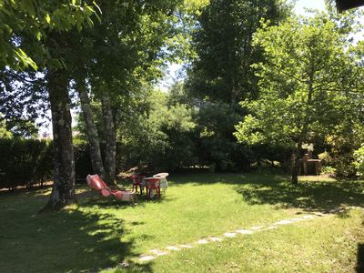 Photo for Quiet house Andernos les Bains for 6 people