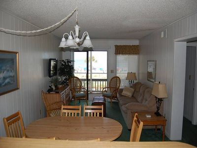 Photo for Pelican's Watch 102: 3 BR / 2.5 BA 3 br condo in Myrtle Beach, Sleeps 6