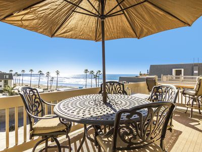 Photo for 🌊🌊🐬  OPEN JULY!  🌊🌊🐬  HEATED POOL/SPA  🌊🌊🐬  SAND SO CLOSE!  🌊🌊