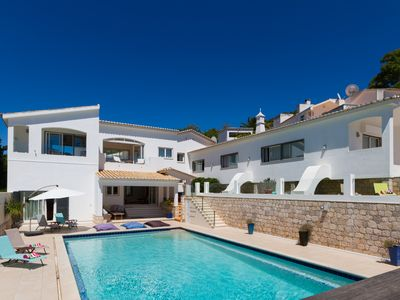 Photo for Casa Caravela - Luxury 6 bed villa, 100m from the beach