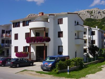 Photo for 2BR Apartment Vacation Rental in Ba��������ka, Kvarner Bucht