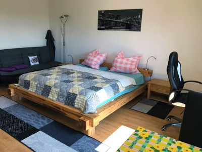 Photo for Comfortable apartment in Desssau Ziebigk - 5min to the Bauhaus - Fast & free WiFi