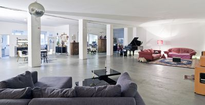 Photo for 400m2 unique Artist Loft in central Munich, close to Oktoberfest