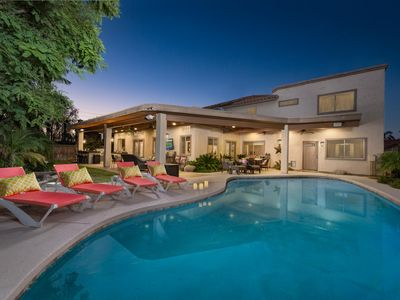 Photo for Serenity- LARGE 5 BEDROOM HOME IN KIERLAND WITH POOL!