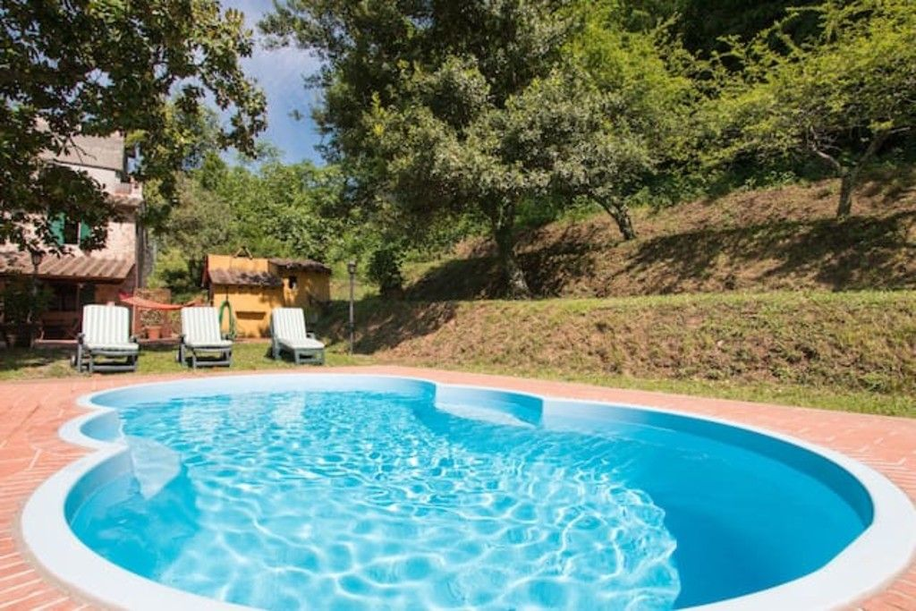 Villa La Pieve With Swimming Pool Homeaway Camaiore