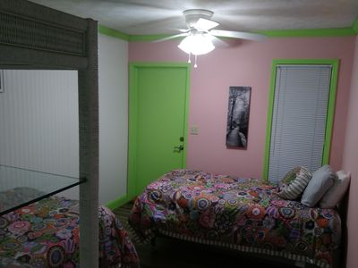 Photo for The 60's Retro Room - Colorful and Fun.