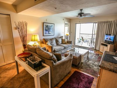 Photo for Santa Maria Unit 206-2BR/2BA/Den, Heated Pool Hot Tub